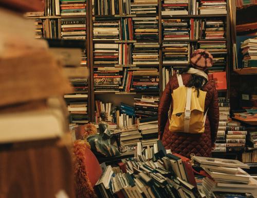 AIUTO! Non ho più spazio in libreria!