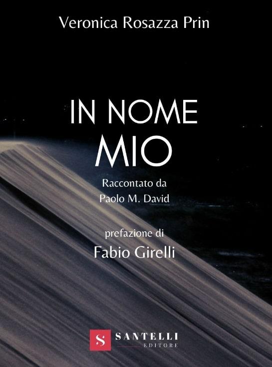 La copertina del romanzo fantasy di Veronica Rosazza Prin, In nome mio