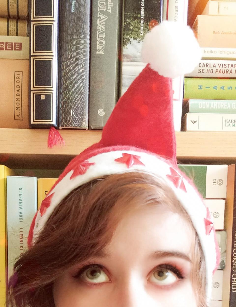 Veronica Rosazza Prin e i risultati del suo primo giveaway, per regalare una copia del romanzo In nome mio