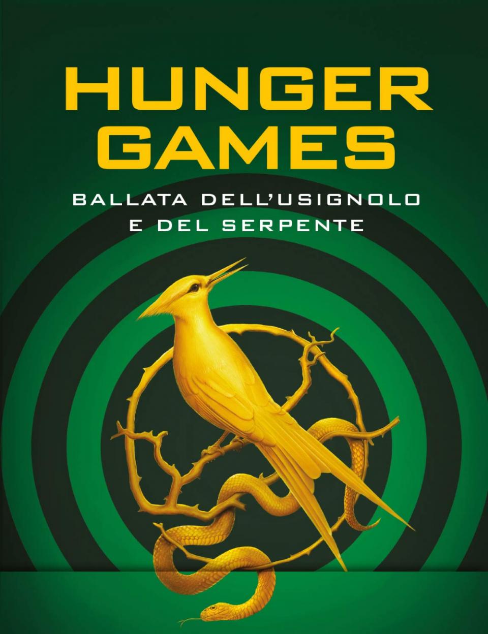 La scrittrice italiana Veronica Rosazza Prin analizza e recensisce il romanzo Hunger Games. Ballata dell'usignolo e del serpente di Suzanne Collins